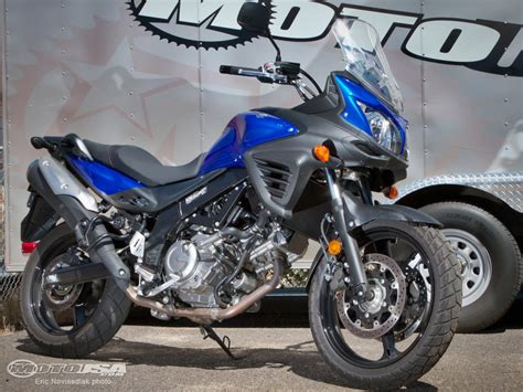 Suzuki V Strom 650 Abs by 2014 Suzuki V Strom 650 Abs Moto Zombdrive
