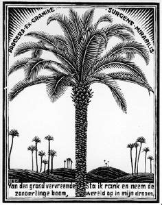 San Gimignano - Artist: M.C. Escher Completion Date: 1922
