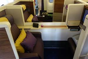 Thailand 2014: Thai Airways First Class Bangkok to Hong ...