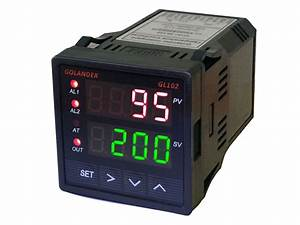 Pid  On  Off  Manual Temperature Controller  1  16 Din