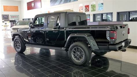 jeep gladiator overland  youtube