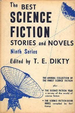 The Best Science Fiction Stories And Novels Ninth Series