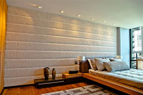 Coal Harbour Upholstered Wall