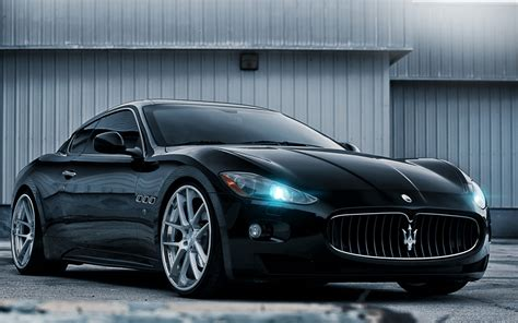 Hd Maserati Wallpaper