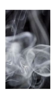 Hypnotic smoke floating with blurred smoke texture in ...
