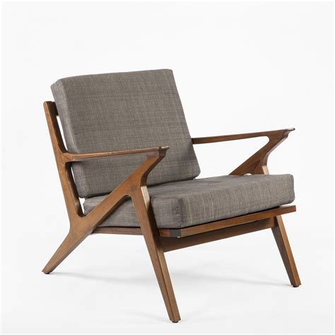mid century modern reproduction mid century z lounge