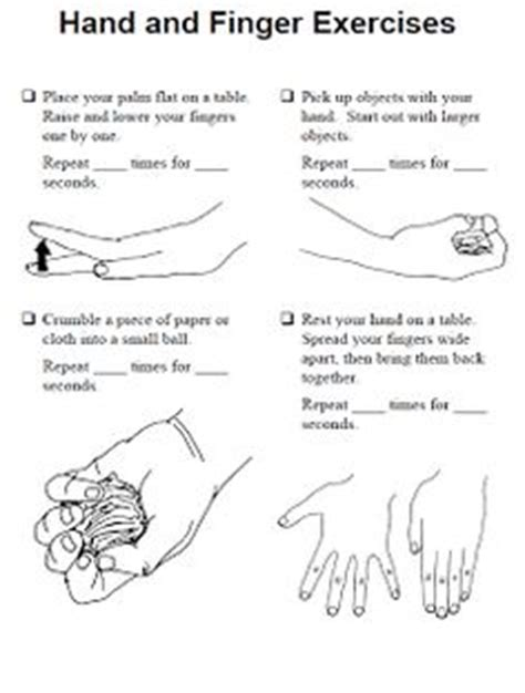handwriting worksheets  stroke victims