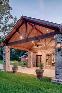 Drive Through Covered Porches For Cars Google Search