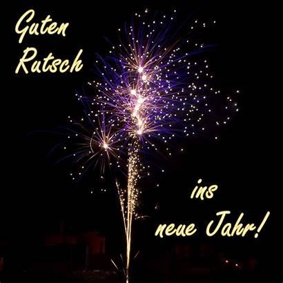 Rutsch Guten Jahr Neue Einen Ins Ein