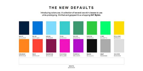 6 tools for finding color combinations web graphic