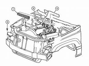 1995 Jeep Grand Cherokee Vacuum Hose Diagram
