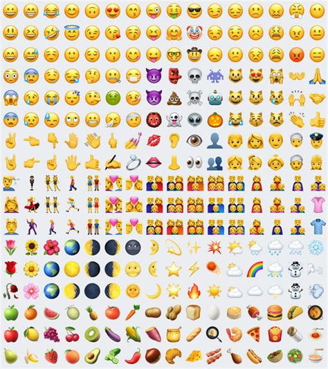 emoji update iphone new apple ios 10 2 update everything you need to