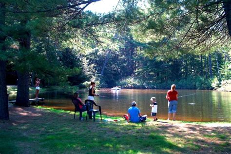 foothills family campground tamworth nh campgrounds