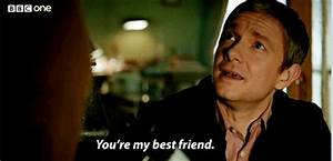 All the Sherlock Gifs, SH Tags: you're my best...