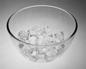 Clear Glass Bowl of Ice Cubes   ClipPix ETC: Educational Photos for Students and Teachers