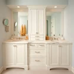 bathroom cabinet ideas storage how to decor a small blue master bath actual home actual home