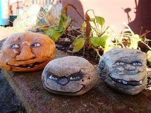 garden markers 40 of the best rock painting ideas kitchen with
