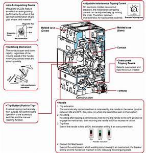 Molded Case Circuit Breakers Low