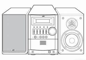 Jvc Fs-g5 - Manual - Micro Hifi System