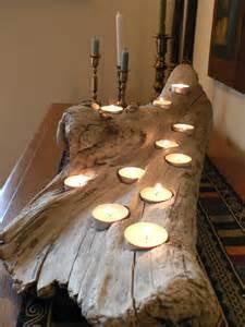 driftwood wedding driftwood rustic candle holder large driftwood candle holder wedding gift idea cabin decor