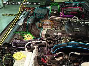 Jeep Engine Parts Diagram