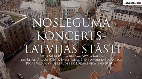 Latvijas simtgade ērģeļu balsīs - Latvijas stāsti - YouTube