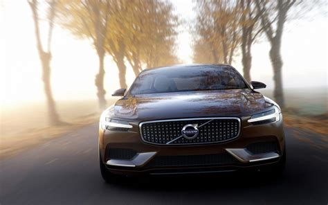 Volvo Full Hd Wallpaper And Background Image