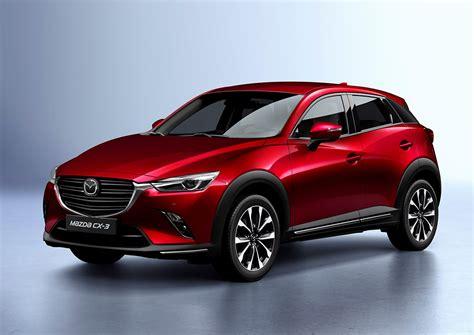 Mazda Cx3 2019 Exterior Con Cambios  Autos Actual México