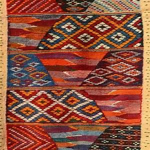 Tapis berbere marocain couloir hanbel akhnif 007 for Tapis berbere marocain