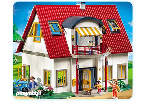 Modernes Haus Playmobil by Maison Playmobil 5303 Pas Cher Neuf Maison Moderne