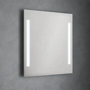 Miroir Rond Lumineux : miroir lumineux salle de bain but dco miroir baroque ~ Zukunftsfamilie.com Idées de Décoration