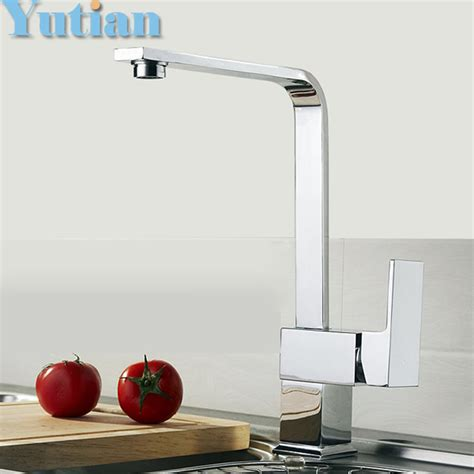 tap for kitchen sink free shipping kitchen faucet brass kitchen sink tap 6004