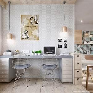 Créer Son Bureau Ikea : les meilleures id es d co bureau vues sur les r seaux ~ Melissatoandfro.com Idées de Décoration