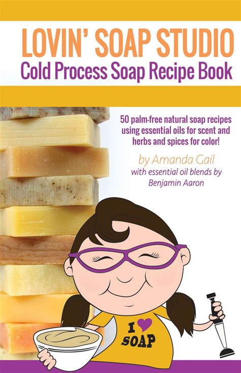 images  soap making body product books