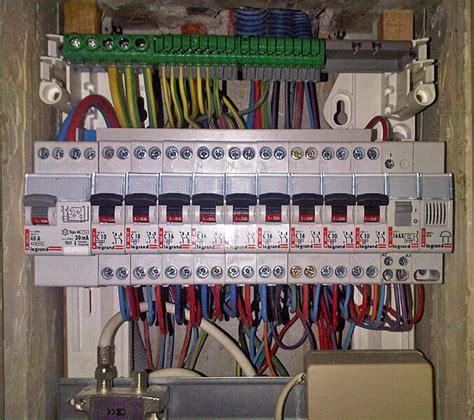 norme electricité cuisine montage d un tableau électrique tuto électricité