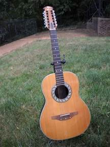 Ovation 12 String Acoustic Guitar