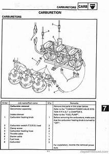 Carburetor Diagram For 1997 Yamaha Vmax 600  Carburetor  Free Engine Image For User Manual Download
