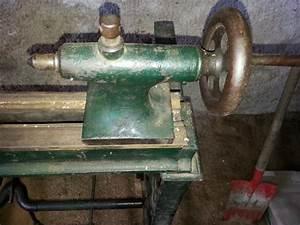 Help Needed To Identify Old Treadle Wood Lathe
