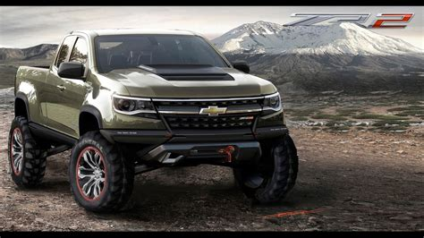 Chevrolet Colorado 4k Wallpapers by 2014 Chevrolet Colorado Zr2 Concept Wallpaper Hd Car
