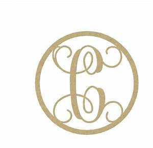 wooden monogram letter c large or small unfinished by buildeez With large wooden monogram letters