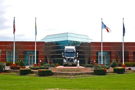 V Is For Volvo Trucks North America Greensboro Daily Photo