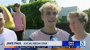 Jake Paul, a Reality Villain for the YouTube Generation ...
