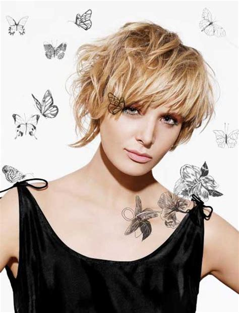 choice short hairstyles   faces