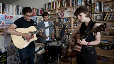 daughter tiny desk concert npr