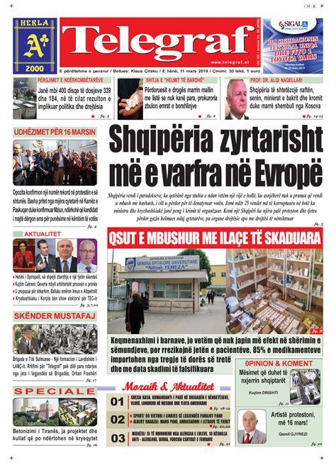 Gazeta tema gazeta shekulli 2016RISKSUMMIT.ORG