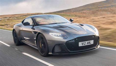 Aston Martin Dbs Cost by Aston Martin Dbs Superleggera Review 2019 What Car