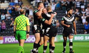 Hull 72 Widnes 10 - match report: Black and Whites bounce ...
