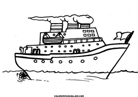 Barco De Vapor Dibujo Para Colorear by Barco De Vapor Dibujo Imagui