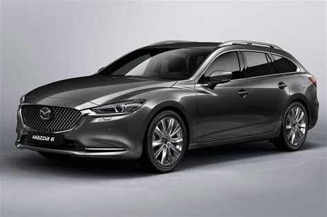 Mazda 6 Picture by Mazda 6 Tourer Updated For 2018 But We Can T Tell The
