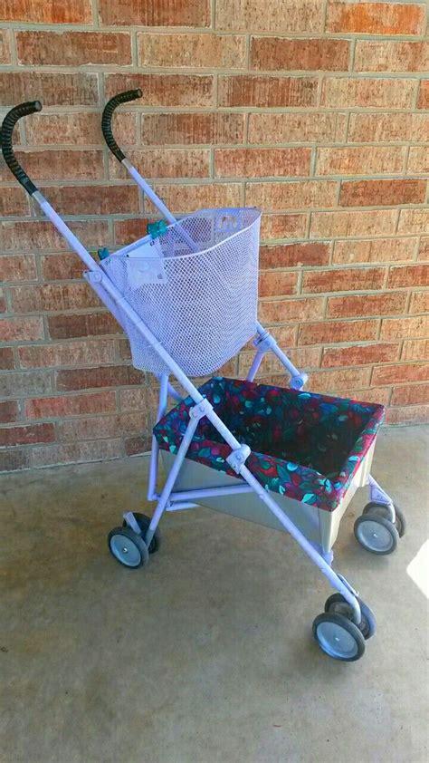 umbrella stroller    granny cart helps grandma